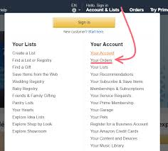 Do A Invoice 59585 - Faq Copy How Of Amazon I My Id Get