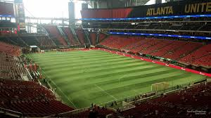Atl Utd Seating Chart Mercedes Benz Stadium Section 228 Atlanta United