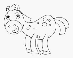 Paarden Afbeeldingen Tekeningen Krijg Het Kleurplaat Koets Paard