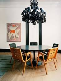 i love round tables for cal family meals edor casa haus