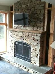 stacked stone fireplace ideas exquisite building a stone fireplace ideas of amazing stacked stone fireplace with