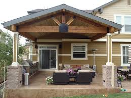 Attached covered patio designs Gable End Front Patio Covering Designs Patrofi Veloclub Co In Covered Inspirations Outdoor With Fireplace Kitchens And Patios Miamalkovaclub Patio Covering Designs Patrofi Veloclub Co In Covered Inspirations