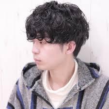小顔男子メンズマッシュヘアの髪型カタログ一挙大公開hair