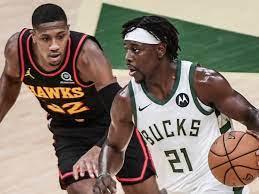Milwaukee Bucks on brink of NBA finals ...