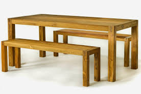 Reclaimed Teak Dining Table Kitchen Table With Bench Plans Bench Seat Kitchen Table Dining