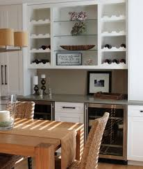 dining room shelf unit. integrated shelving. dining room shelf unit b