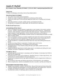 Accounts Receivable Manager Resume Resume Template