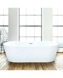 waterworks empire freestanding rectangular bathtub new ping special acrylic within soaking tub decorations amaze 7 8 l x 1 ac dimensions