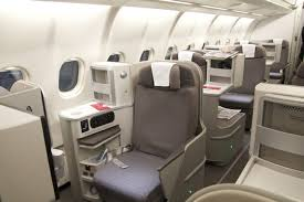 Review Iberia Business Class Airbus A330 300 Part 1