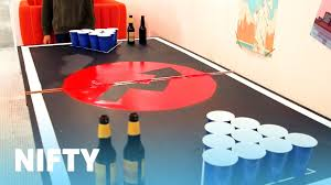 Snappa Table Designs Build Your Own Portable Beer Pong Table