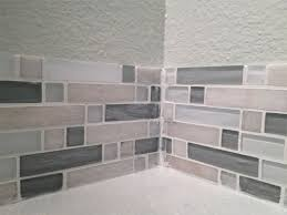 Grouting Kitchen Backsplash