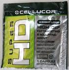 cellucor super hd thermogenic fat burner 120 capsules