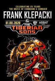 Frank Klepacki. Plays C&C Red Alert <b>OST</b> | билеты на концерт в ...