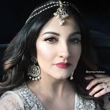 bridal makeup stani bride indian bride simple makeup makeup for brown s