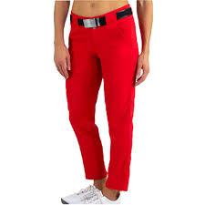 Jofit Ladies Belted Cropped Pants Previous Season