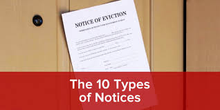 Notice To Tenant To Make Repairs The 10 Types Of Notices For Every Landlord