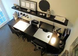 office hack. Design Of Ikea Hemnes Double Desk Hack Home Office Pinterest For Inspirations 5 D