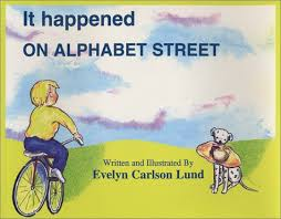 Amazon.com: It Happened on Alphabet Street (9781878044501): Lund, Evelyn  Carlson: Books