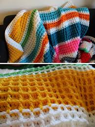 40 Free Crochet Patterns For Blankets Hative Best Crochet Patterns
