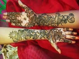 Arabic Mehendi Design For Bride Bridal Mehndi Designs Henna Art Of Mehndi Designs Arabic