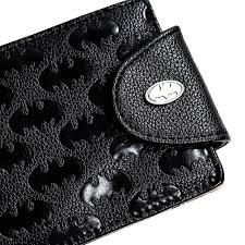 men s dc comics batman embossed wallet