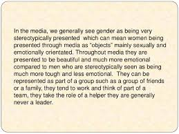 the representations of gender in horror films essay the representations of gender in horror films essay<br > 2