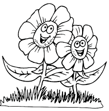 Spring Coloring Pages Free Printable Preschool Coloring Pages Spring