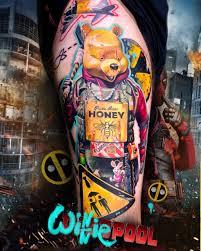 какие татуировки в моде в 2019 году