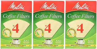 Melitta cone coffee filters natural brown #4 100 count 4. Amazon Com Melitta Cone Coffee Filters Natural Brown 4 300 Count Pack Of 3 Industrial Scientific