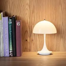 louis poulsen Panthella Portable <b>USB</b> LED <b>table</b> lamp with <b>dimmer</b> ...
