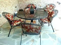 black wrought iron chairs black wrought iron outdoor furniture design wrought iron outdoor table