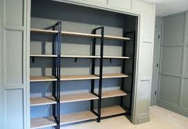 closet into office. Turning A Bedroom Closet Into Office Storage Turn Using Bookcases In .  Interior Home R