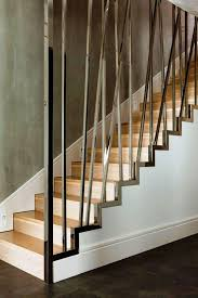 Image of: Contemporary Stairs Railing