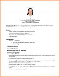 career goals for resumes best ideas of 9 career goals examples for your career goals resume