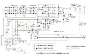 Dc Power Supply Design Pdf Component Atx Power Supply With Adjustable Voltage Current