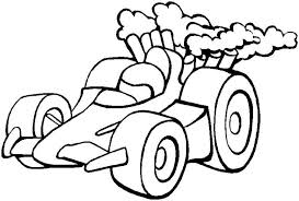 Free Rac Cars To Color Download Free Clip Art Free Clip Art On