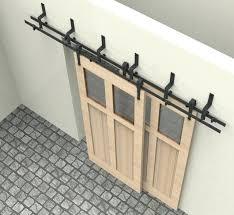 barn door closet doors 6 bypass sliding barn wood door closet door interior arrow rustic black barn door closet doors closet sliding