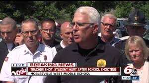 Read Responses To Noblesville School Shooting