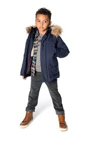 appaman denali navy boys hooded down coat