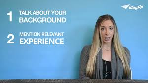 Walk Me Through Your Resume Sample Answer How to Answer Discuss Your Resume Job Interview Example YouTube 74