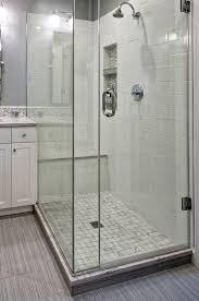 mosby porcelain tile shower surround
