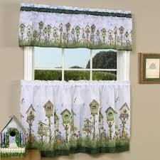 Garden Window For Kitchen Kitchen Kitchen Garden Window Curtains With White Home Sweet