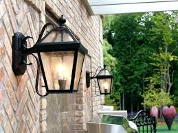 rustic exterior lights light cottage style lighting on within porch outdoor fixtures wall