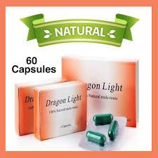 Dragon Light Capsules Original Dragon Light Ultra Strong Herbal Male Enhancement 475mg Capsules