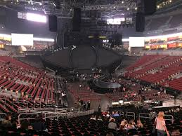 Louisville Palace Seating Chart End Stage Kfc Yum Center Section 112 Concert Seating Rateyourseats Com