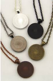oval chain necklaces