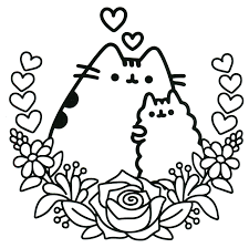 Kawaii Printable Coloring Pages At Getdrawingscom Free For