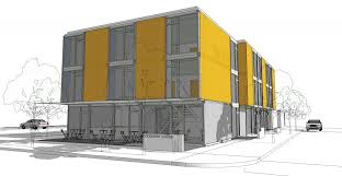 prefabricated office space. Modular Building / Prefab For Offices Wooden - CALI Prefabricated Office Space C