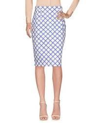 Купить женские <b>юбки</b>-карандаш (прямые) с геометрическим ...