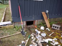 sump pump installation crawl space. Simple Space Crawl Space Access And Removal Of Crawl Debris In Sump Pump Installation Space T